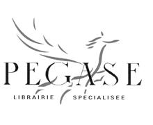 Logo Librairie Pegase Bordeaux